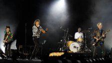 So wird das Wetter beim Rolling Stones-Konzert