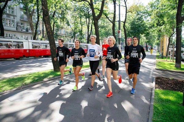 Am 26. September findet in Wien der Vienna Night Run 2017 statt.
