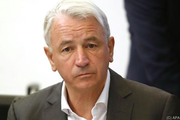 Ex-Hypo-Vorstand Kulterer ist sich keiner Schuld bewusst