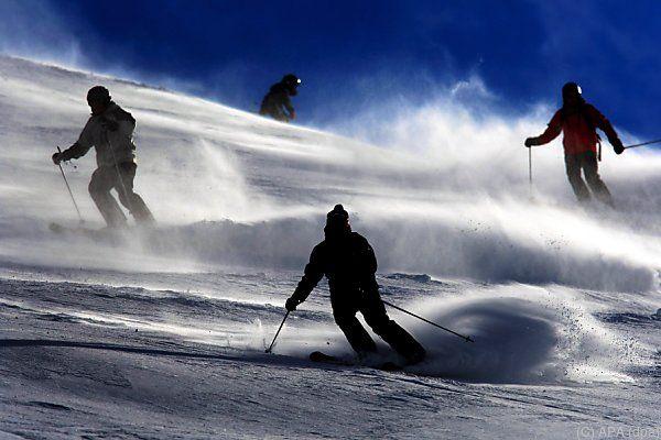 Skifahren ist ein teurer Spaß