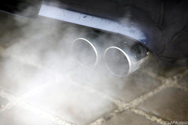 Schluss mit Luftverschmutzung
