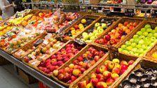 Lebensmittelimporte auf 93 Mio. Tonnen gestiegen