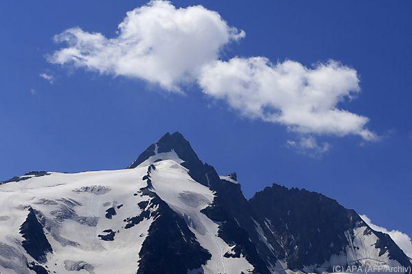 Alpinist stürzte am höchsten Berg Österreichs ab