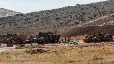 Extremisten in Syrien unter Druck