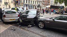 Kein Terrorverdacht: Unfallfahrer wieder frei