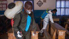 Pest in Madagaskar: Schulen geschlossen