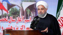 USAverschärfen Kurs gegen Iran