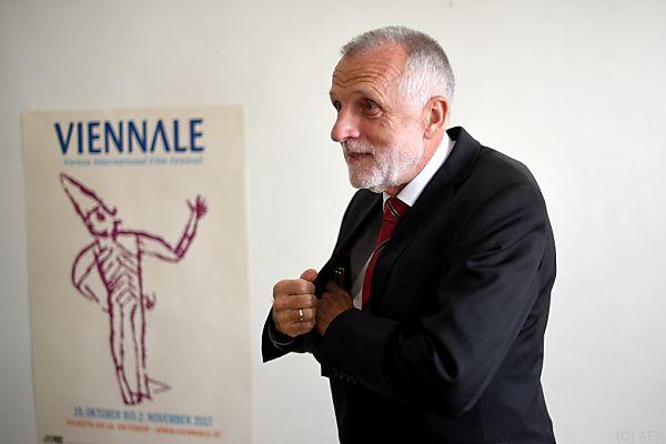 Interimistischer Viennale-Direktor Franz Schwartz