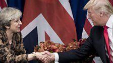 Atomabkommen: London ruft zum Festhalten an