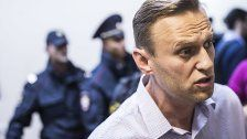 Russland: Nawalny aus Haft entlassen