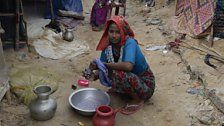 """Situation in Rohingya-Camps """"katastrophal"""""""