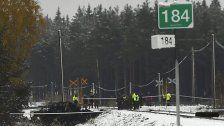 Vier Tote bei Zugsunglück in Finnland