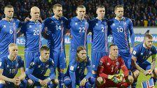 Island erstmals auch bei einer WM-Endrunde dabei