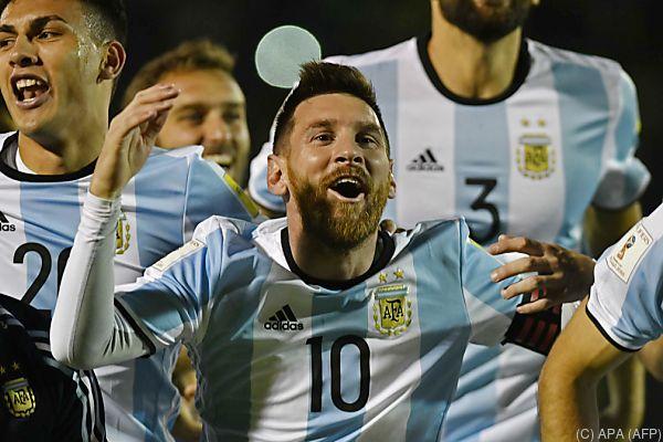 Alle drei Treffer gingen auf Messis Konto