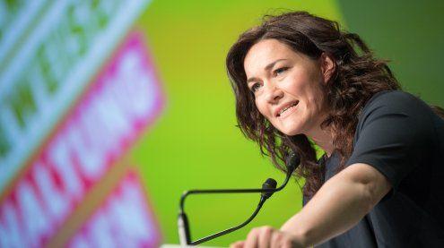 Grüne: Ingrid Felipe tritt zurück