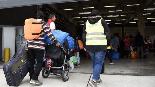 Asylquartier in Wien-Schwechat künftig für freiwillige Rückkehrer