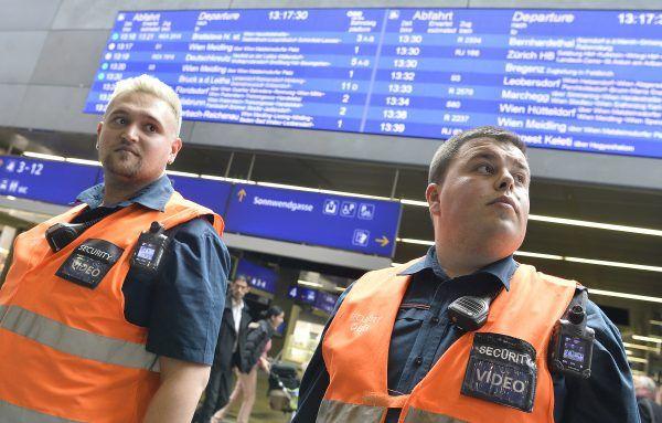 ÖBB und Wiener Linien kooperieren nun enger in Sachen Sicherheit.