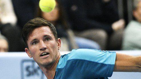 Novak mit erneutem Sieg gegen Fabbiano im Wien-Achtelfinale