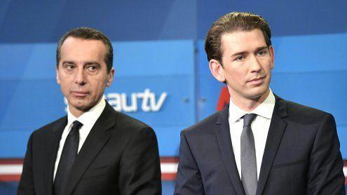 Wird Sebastian Kurz Kanzler, gibt es zwei Bundeskanzler-Rekorde
