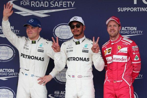 Hamilton fuhr schnellste Suzuka-Runde auf dem Weg zur ersten Pole
