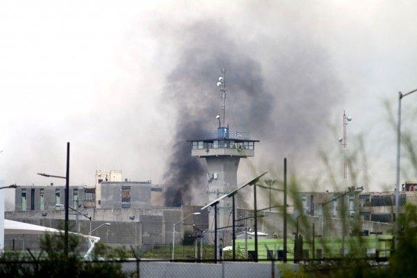 Bei einem Blutigen Aufstand in einem mexikanischen Gefängnis starben 13 Menschen.