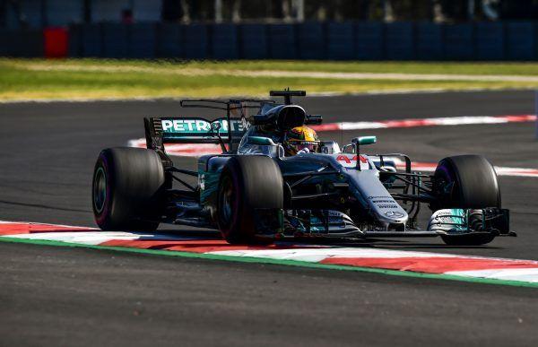 F1 Qualifying: Der Große Preis von Mexiko