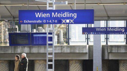 Suche nach verwirrter Person legte Zugverkehr nach Wien lahm