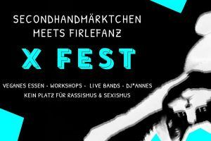 Secondhandmärktchen meets Firlefanz X Fest in Wien-Ottakring