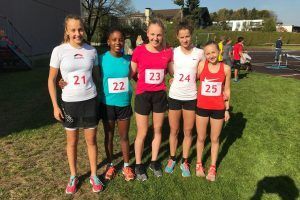 Schulsport: Neue Champions im Cross Country
