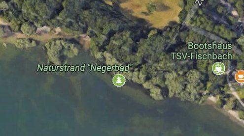"""""""Negerbad"""" in Friedrichshafen: Google löscht Namen aus Karte"""