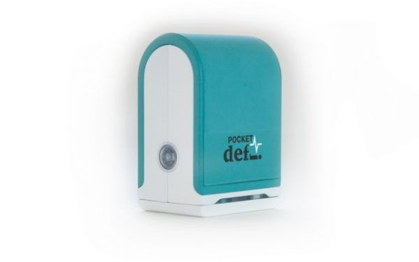 Dieser Mini-Defibrillator kann Leben retten.