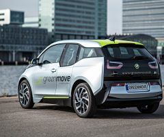 "Carsharing-Angebot ""greenmove"" startet ab November in Wien"