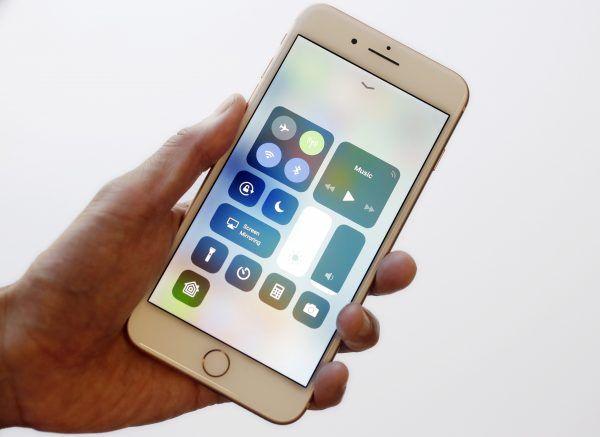In Apples iOS 11 funktioniert der Taschenrechner nicht einwandfrei.