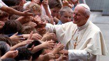 Reliquie von Johannes Paul II. gestohlen