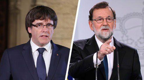 Katalonien-Konflikt: Treffen die Kontrahenten noch aufeinander?
