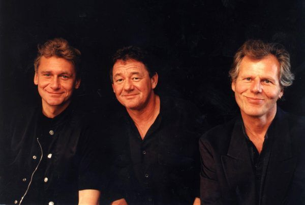 Vor 20 Jahren gingen Ambros, Fendrich und Danzer gemeinsam auf Tournee.