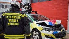 Google Street View Auto in Unfall auf A2 verwickelt