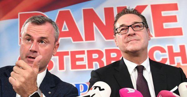 """Hofer ganz ohne ÖVP-Trauma - VfGH soll """"Vetorecht"""" bei Volksabstimmungen bekommen"""