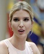 Trumps Tochter war angeblich ein Punk
