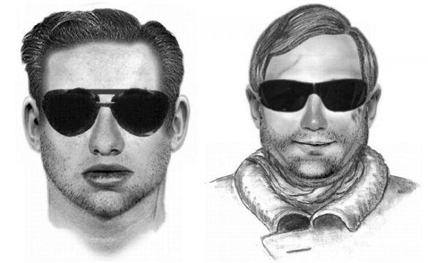 Diese beiden Phantombilder wurden nach der Beschreibung der 8-Jährigen angefertigt.