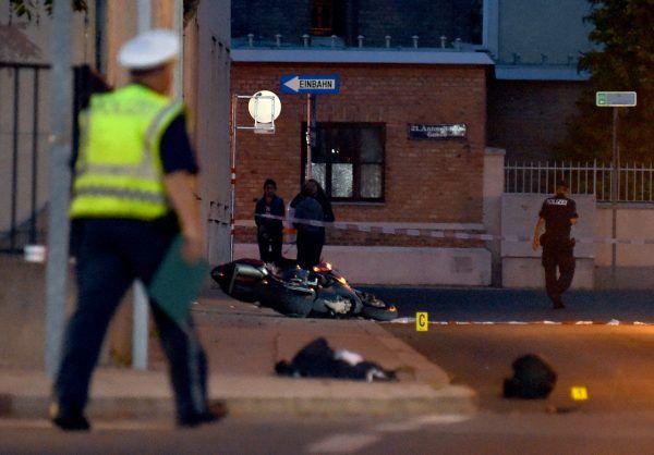 Der Häftling, der den Polizisten mit einem Motorrad niederfuhr, wurde nun verurteilt.