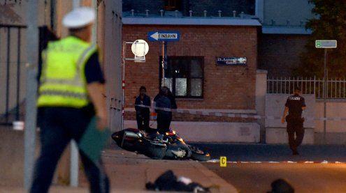Häftling überfuhr Wiener Polizist mit Motorrad: Sechs Jahre Haft