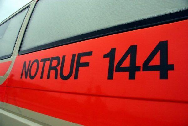 Eine 16-jährige Wienerin wude bei dem Verkehrsunfall schwer verletzt.