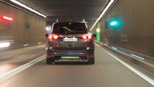Tödlicher Unfall: Mit Pkw gegen Tunnelportal