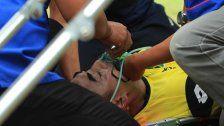 Schock: Torwart stirbt nach Zusammenstoß