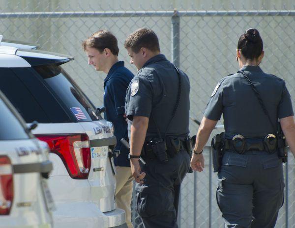Zehn Verdächtige wurden am Mittwoch festgenommen.