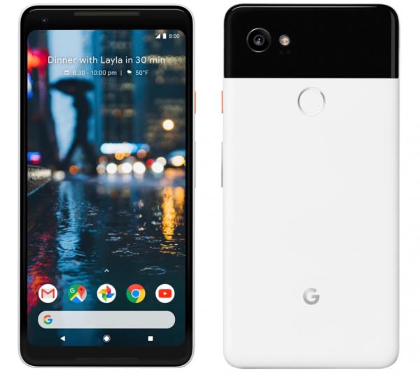 Google wird heute offiziell ihre neuen Smartphones präsentieren.