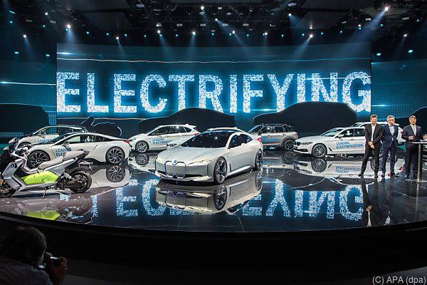 Elektromotoren auf dem Vormarsch