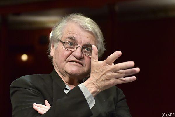 Auszeichnung für den Dramatiker Peter Turrini