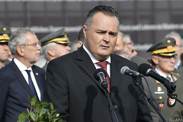 Doskozil vor Rückkehr in sein Heimatbundesland